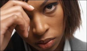 Black Women stressed