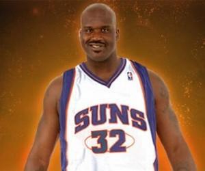 Shaq Suns