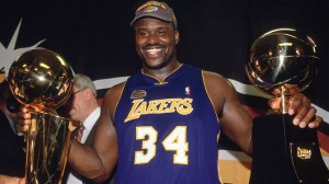 Shaq Lakers