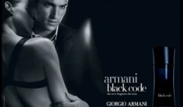Armani Black Code