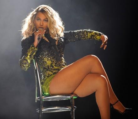 Beyonce Legs on Beyonce Legs